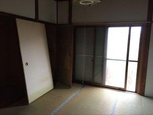 【2DK】お引き渡しができる状態に整理しました【160,000円】の施工後