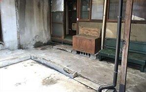 家一軒分の不用品まるごと回収の施工後