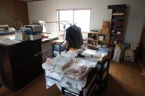 空き家整理:富山県外の施工前
