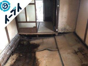 汚部屋の片付けを依頼いただきました。の施工後