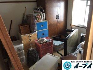 婚礼家具・粗大ごみの処分と遺品整理の施工前
