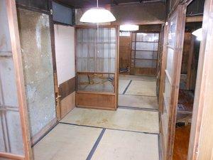 年末年始の時期におこなった戸建ての遺品整理の施工後