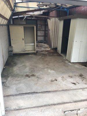 岡山市北区下伊福 遺品整理。不動産会社様からのご紹介(7LDK外倉庫付き)の施工後