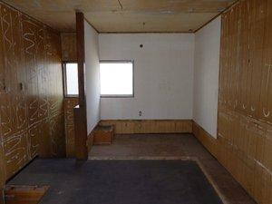 焼き鳥屋 R店様 店舗整理 スケルトン解体作業の施工後