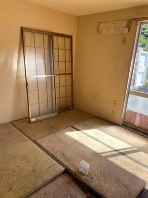 広島県福山市 アパート 孤独死・特殊清掃の施工後