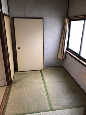 福山市 空家整理 片付け・撤去作業の施工後