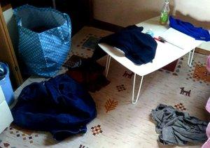 【1R】6畳一間アパートの場合の施工前