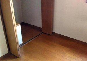 【1R】6畳一間アパートの場合の施工後