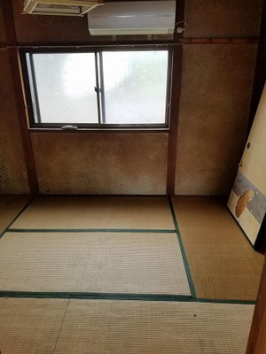 1LDKのアパートの場合の施工後