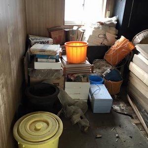 四畳半の物置部屋の場合の施工前