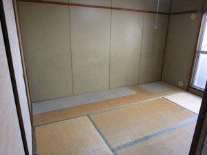 【3DK】老人ホームに入居される際の家財整理:220,752円の施工後