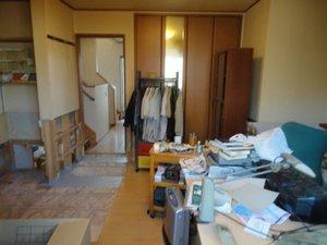 特殊清掃・遺品整理のご依頼の施工前