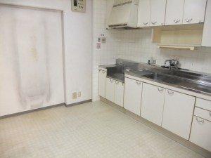 【5DK】施設入居前の生前整理のご依頼:市営市営住宅2階の施工後