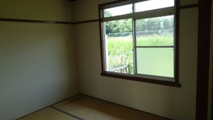 2DKのアパート:100,000円の施工後