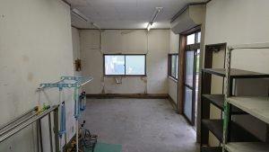 倉庫の遺品整理事例の施工後