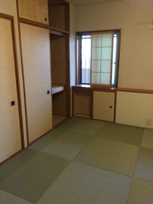 横浜市磯子区での遺品整理の施工後
