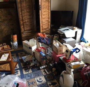 【3LDK】公営住宅での事例:250,000円の施工前