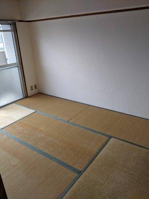 家具や家電などの回収作業の施工後