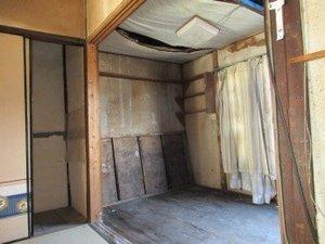 作業事例紹介1:戸建て8DK+外回り 【525,000円】の施工後
