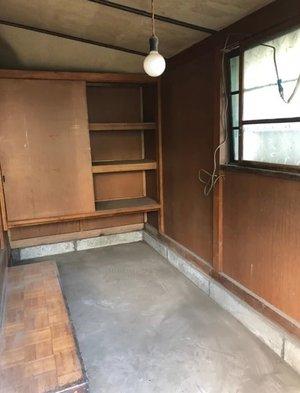 1LDK:遺品整理(神奈川県横浜市)【120,000円】の施工後