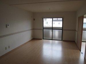 3LDKのマンションで孤立死現場の場合の施工後
