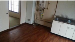 札幌市東区・3LDKの遺品整理の施工後