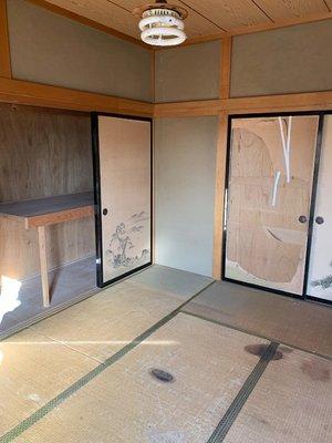 居室(2部屋)の生前遺品整理作業の場合の施工後