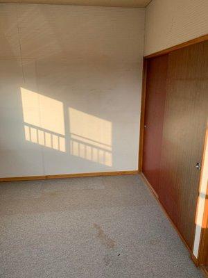 二階建て一軒家(5部屋)の遺品整理作業の場合の施工後