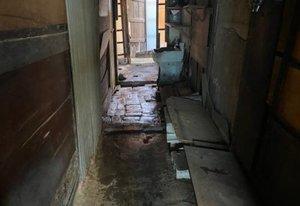 ゴミ屋敷の遺品整理と特殊清掃作業の施工後