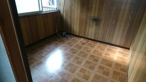 3LDKの一軒家の遺品整理の事例続き2(別室)の施工後