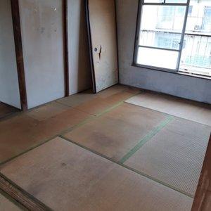 【3DK】アパート4階でエレベーターなし:277750円の施工後