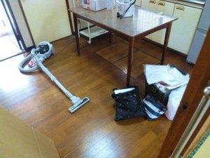 埼玉県春日部市での遺品整理の施工後