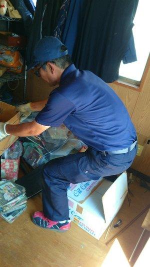 【4LDK】千葉県野田市での遺品整理の施工後