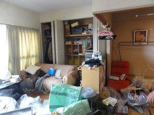 【2LDK】賃貸マンションの施工前