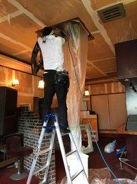 一般清掃では困難な特殊清掃承ります。