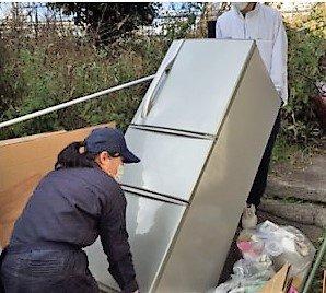 甲府市での遺品整理の施工後