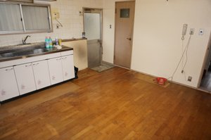 【5DK】戸建て住宅と物置の生前整理:230,000円の施工後