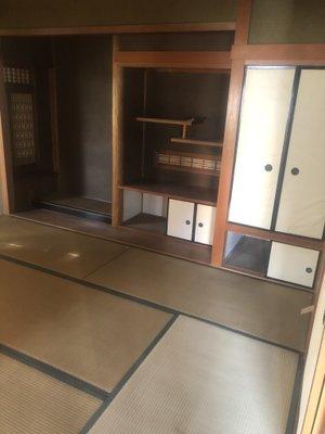 【5LDK】戸建て住宅にて片付けと買取:250,000円の施工後