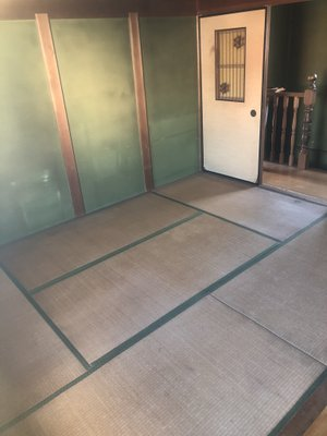 【3LDK】一軒家の片付けとお部屋の清掃:150,000円の施工後