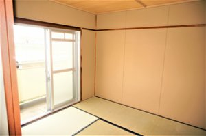 【2LDK】市営住宅の遺品整理:120.000円の施工後