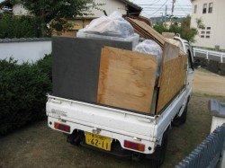 高松市での遺品整理・不用品回収の施工後