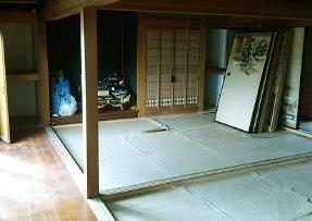 一戸建ての整理、仏壇供養と永代供養【税別320,000円】の施工後
