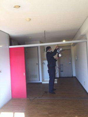 船橋市のご遺品整理:賃貸物件の孤独死清掃もお任せください。の施工後