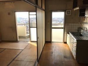 松戸市の家財整理:高層団地のような階段作業でもお任せください。の施工後