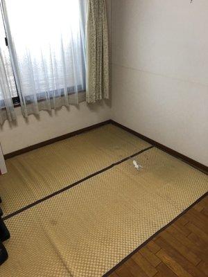 【3LDK】広い家でも一部屋から対応いたします。:50,000円の施工後