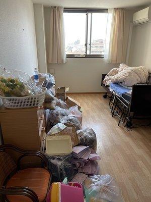 【1K】大手老人ホーム様の場合:20,000円の施工前