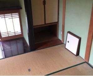 和室一部屋分の遺品整理:作業時間2時間の施工後