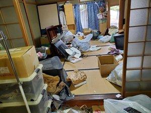【5LDK】自治体から物が多いお宅のご依頼:580,000円の施工前