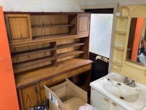 家屋売却に伴う残置整理のご依頼の施工後