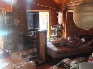 【3LDK】解体予定のお宅での遺品整理の施工前
